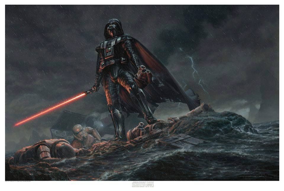 Pin By Rick Tate On A Wretched Hive Of Scum And Villainy Star Wars Illustration Darth Vader Wallpaper Star Wars Wallpaper