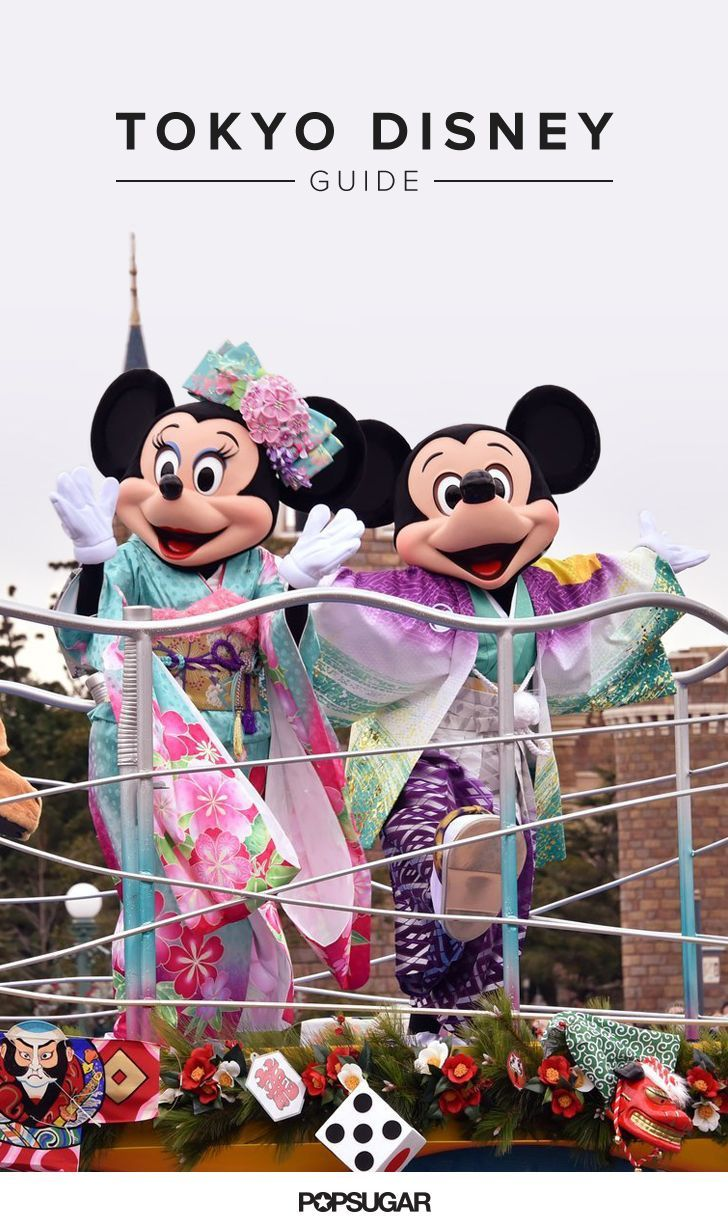 I'm going to share some of the tips and tricks I learned from visiting both of these Japanese parks. Check them out if you're planning on going to Tokyo Disney — and if you're not already, you really should be!