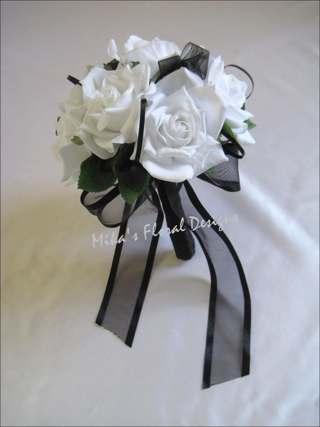 White purple black wedding bouquet cheap these bouquets are white purple black wedding bouquet cheap these bouquets are recommended for white black lilac wedding colour izmirmasajfo