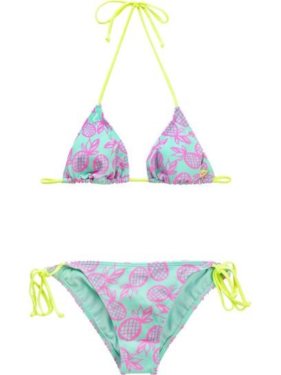Kerry billabong pineapple bikini