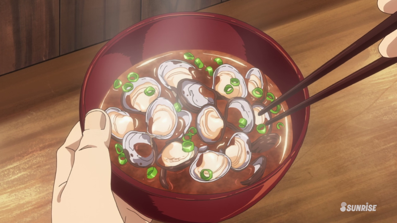 Food in Anime: Photo