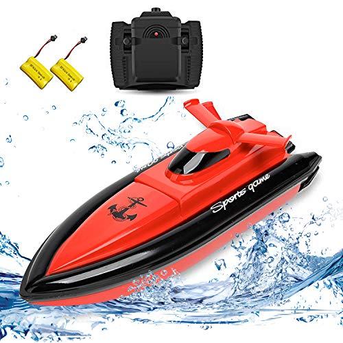 UK Mini Remote Radio Control RC Racing High Speed Boat Yacht Boys Girls Kids Toy