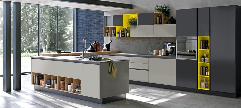 Best 2019 Italian Kitchen Design – A Timeless Class With A Warm 400 x 300