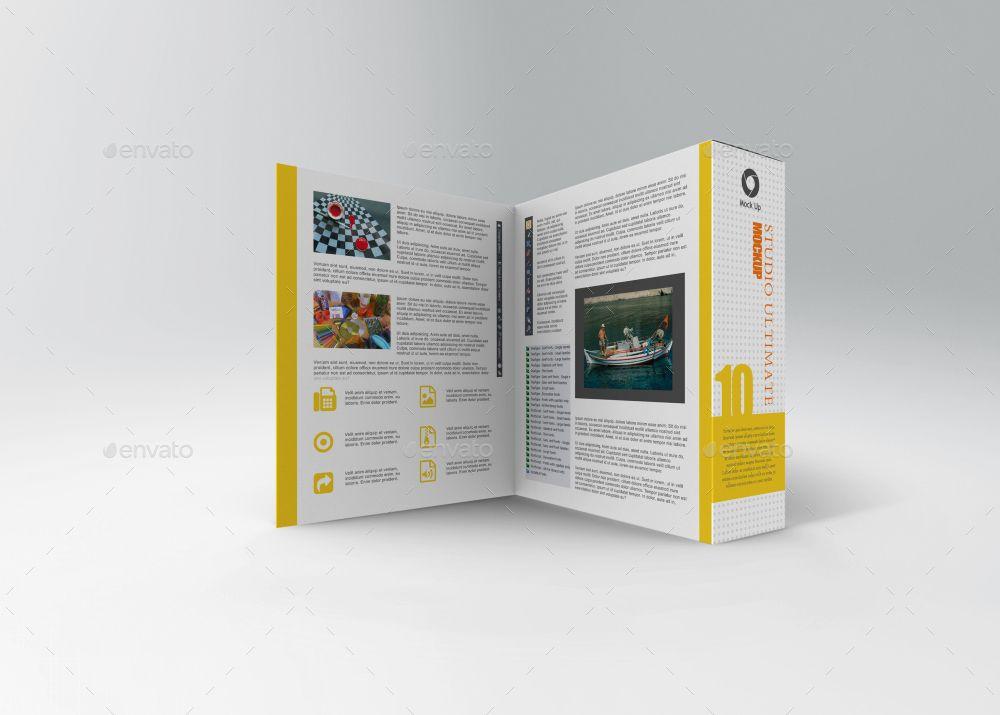 Download Software Book Style Box Mockup Fashion Box Box Mockup Packaging Mockup