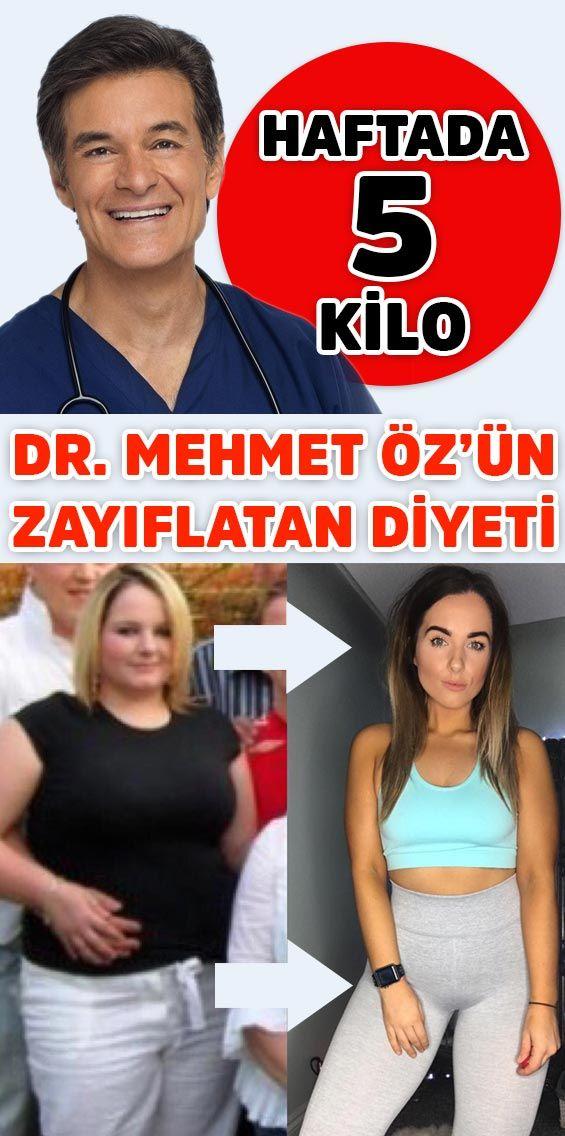 1 Haftada 5 Kilo Verdiren Dr. Mehmet Özün Diyeti