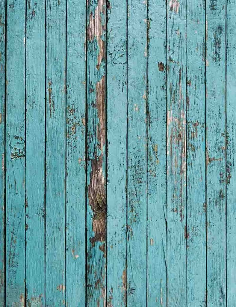 Senior Blue Wood Floor Texture For Studio Photo Backdrop #woodfloortexture