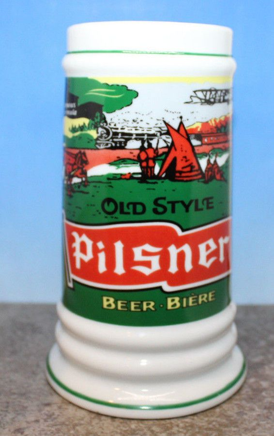 Molson Old Style PIlsner Cap with Rabbit