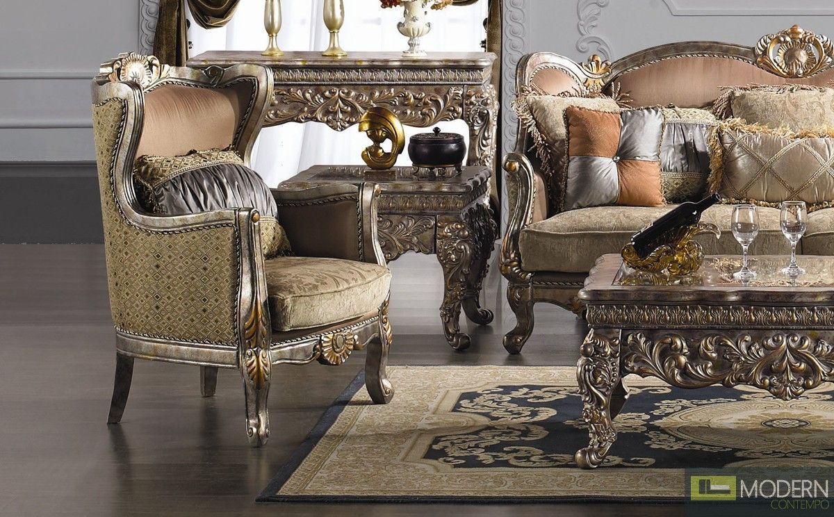 formal living room furniture. Traditional Upholstery French European Design Formal Living Room Furniture HD-1628