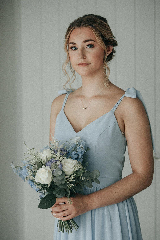 Ever After Dartmoor Wedding Natural Raw & Emotional Pretty Blue Colour Scheme | Whimsical Wonderland Weddings