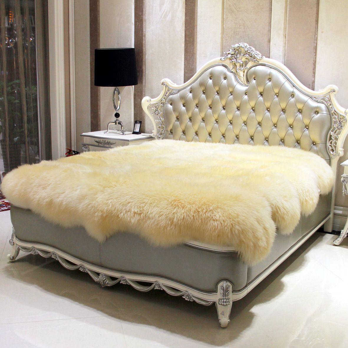 Cheap Mattress Pad Buy Quality Wool Mattress Directly From China Padded Bedspreads Suppliers Wool Mattress Fur One Fur Blanket Bed Wool Mattress Mattress Pad