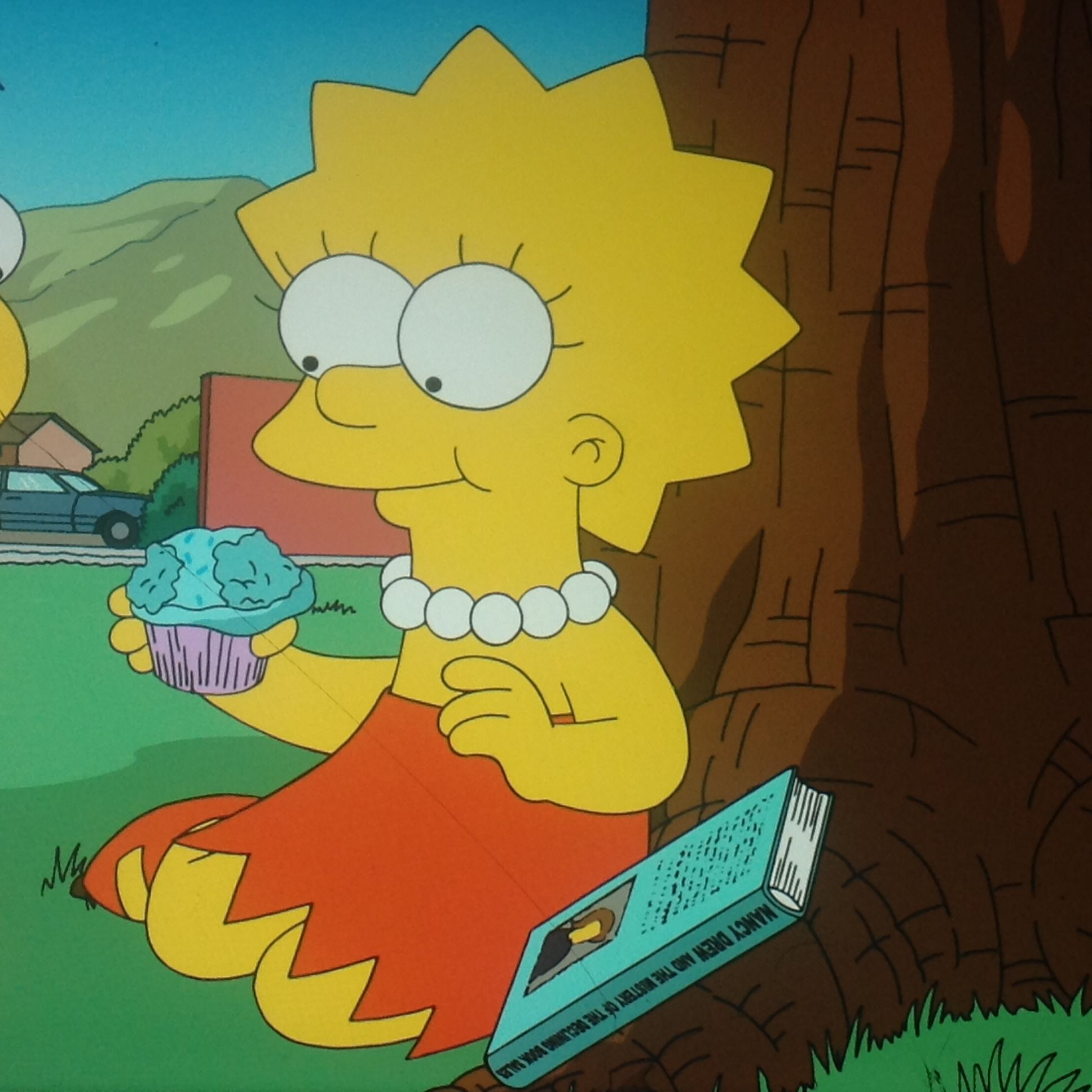 Pin by Devon White on Lisa Simpson❤️ in 2020 | Lisa simpson, Simpson, Tri