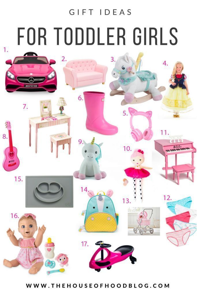 Toddler Girl Girly Toys Girly Gift Guide Christmas Gift