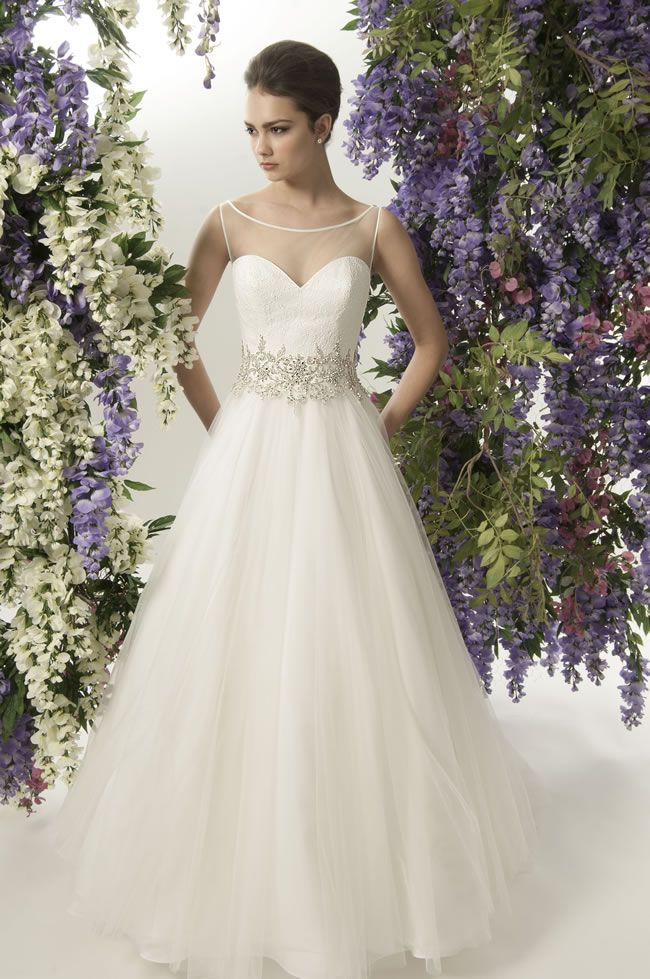 Trending Ginger Rogers u This Jade Daniels wedding dress collection is all about old school Hollywood glamour