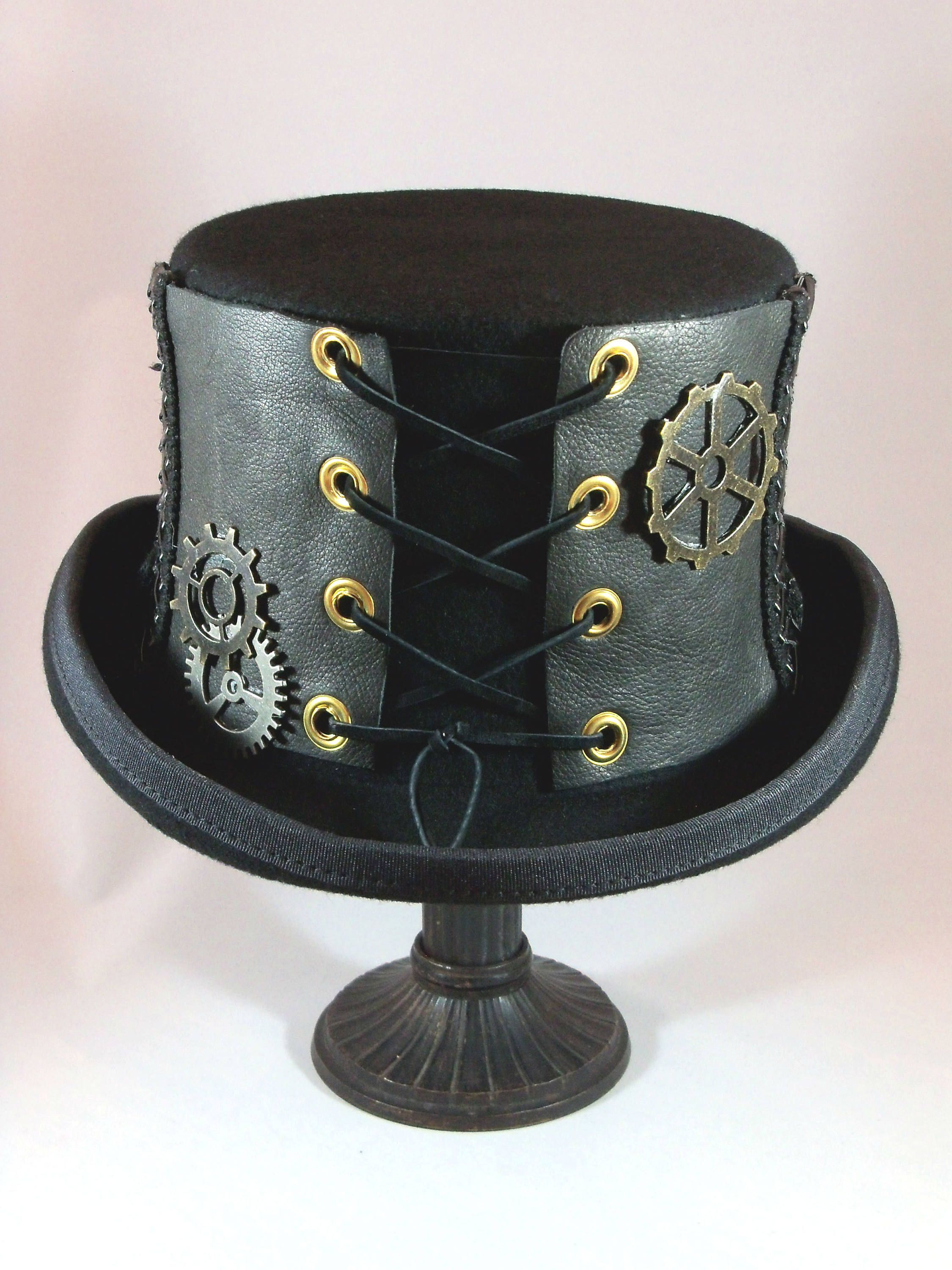 Excited to share the latest addition to my  etsy shop  Steampunk Hat db7ec86a6d7
