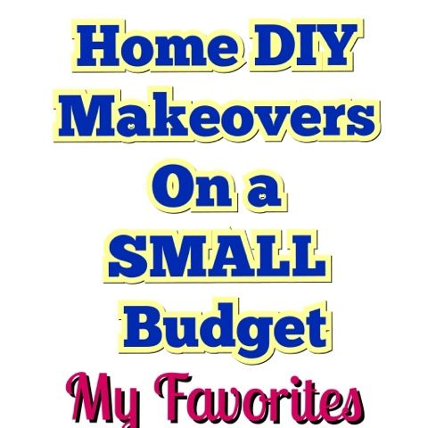 Momma Mia Moments : Update and Transform Your Home on a Small Budget! Big Results for Little Money! #mommamia