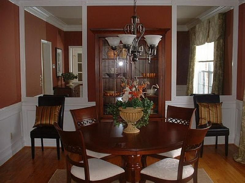Delightful Ideas For Formal Dining Room Part - 10: Glamorous Decorate Dining Room Ideas