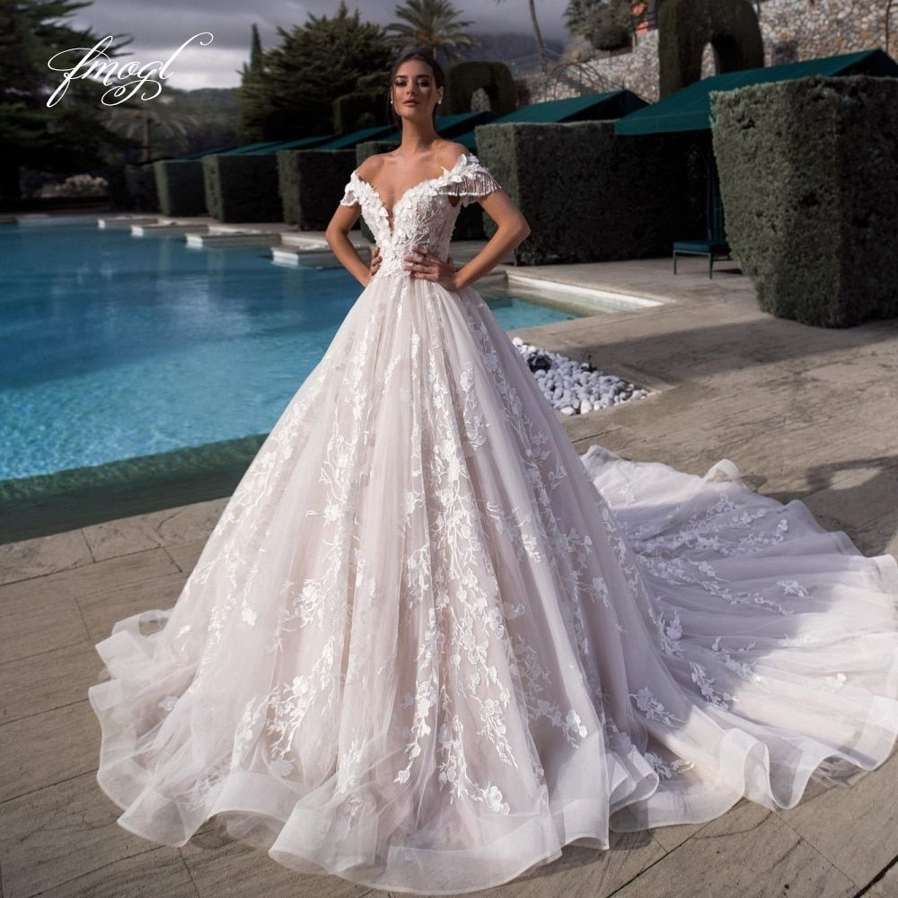 Pin On Aliexpress Wedding Dresses