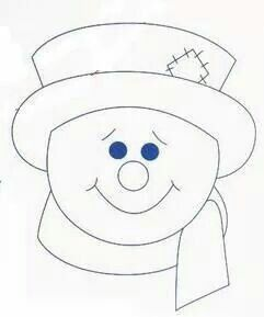 Pin By Veronica Berry On Christmas    Snowman