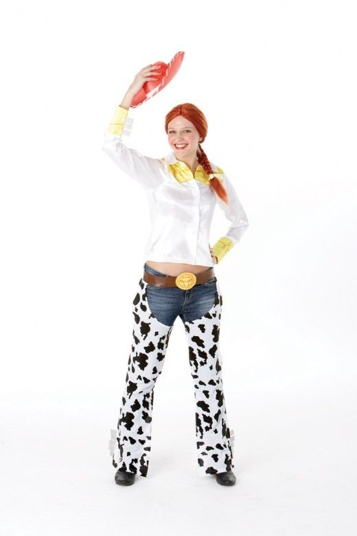 Jessie from Toy Story Costume  sc 1 st  Pinterest : costume ideas beginning with j  - Germanpascual.Com