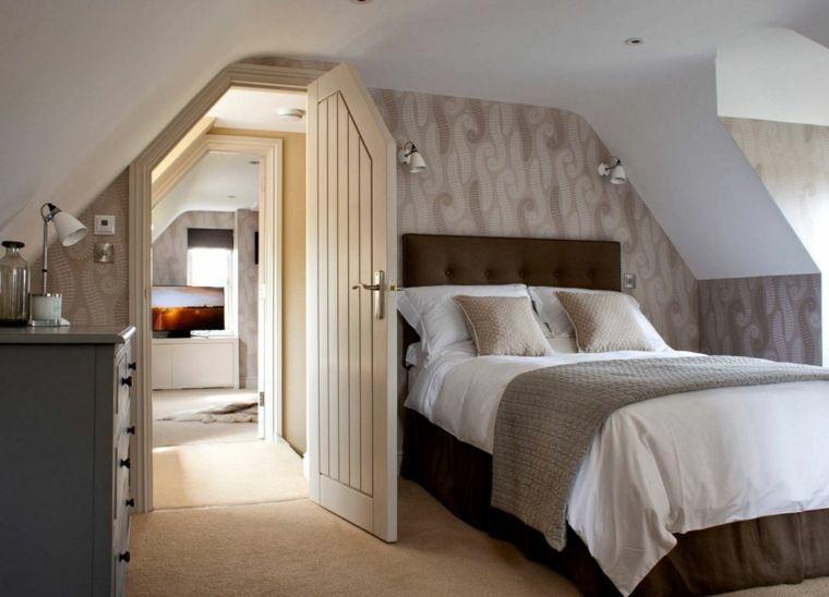 chambre sous comble une histoire d 39 amour en plusieurs images d co chambre pinterest. Black Bedroom Furniture Sets. Home Design Ideas