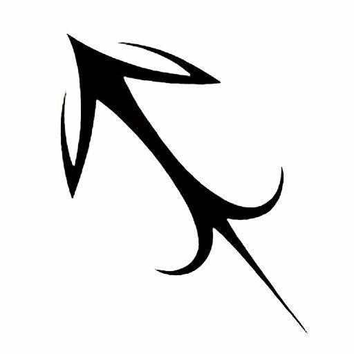 Arrow Tribal Sagittarius Men Sagittarius Tattoo Designs