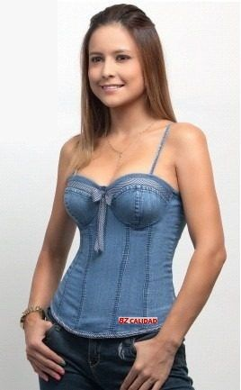 BZ Jean azul claro