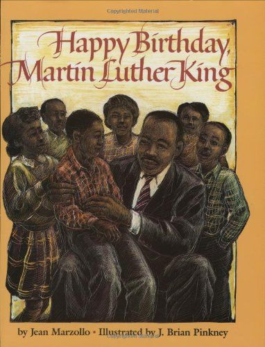 Happy Birthday Martin Luther King (Scholastic Hardcover ...