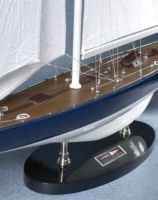 1934 J-Class Yacht Rainbow