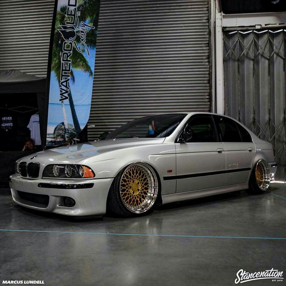 bmw e39 m5 silver slammed bmw e39 bmw bmw e39 bmw s5. Black Bedroom Furniture Sets. Home Design Ideas