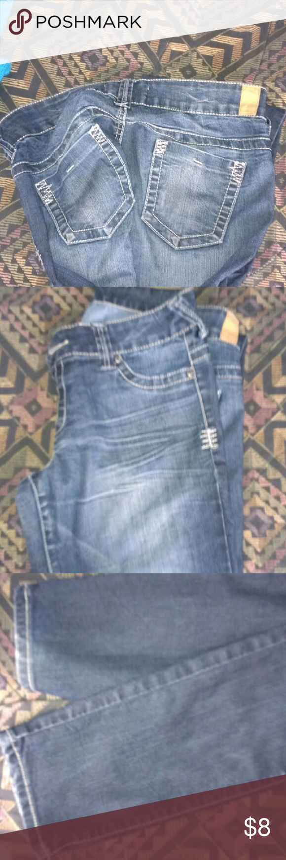Maurices jegging Reposh. To big for me . In great condition Maurices Jeans