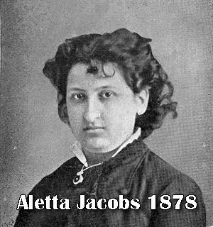 #AlettaJacobs 1978