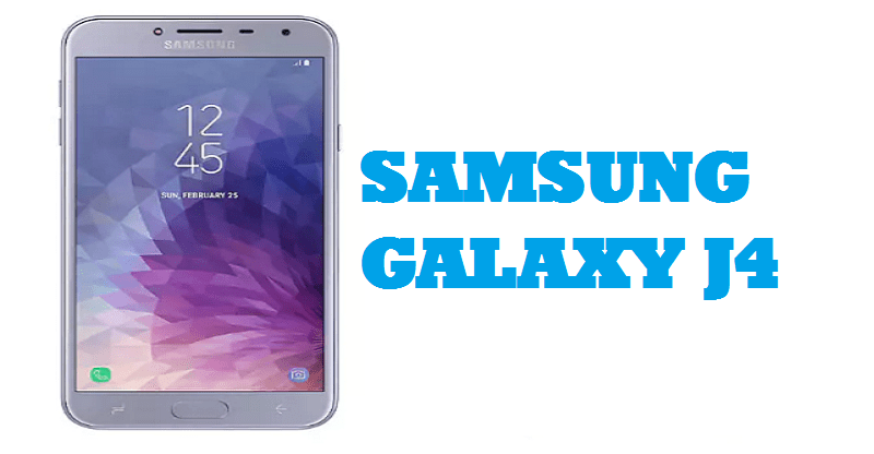 Samsung Galaxy J4 Price Specifications And Features Samsung Galaxy Galaxy Samsung