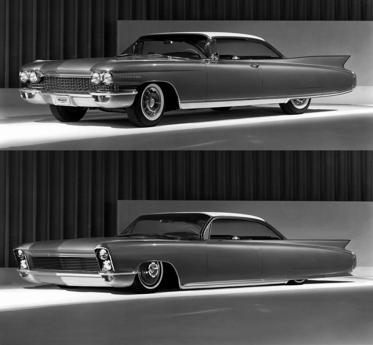 How to build a time machine photo 1960 cadillac