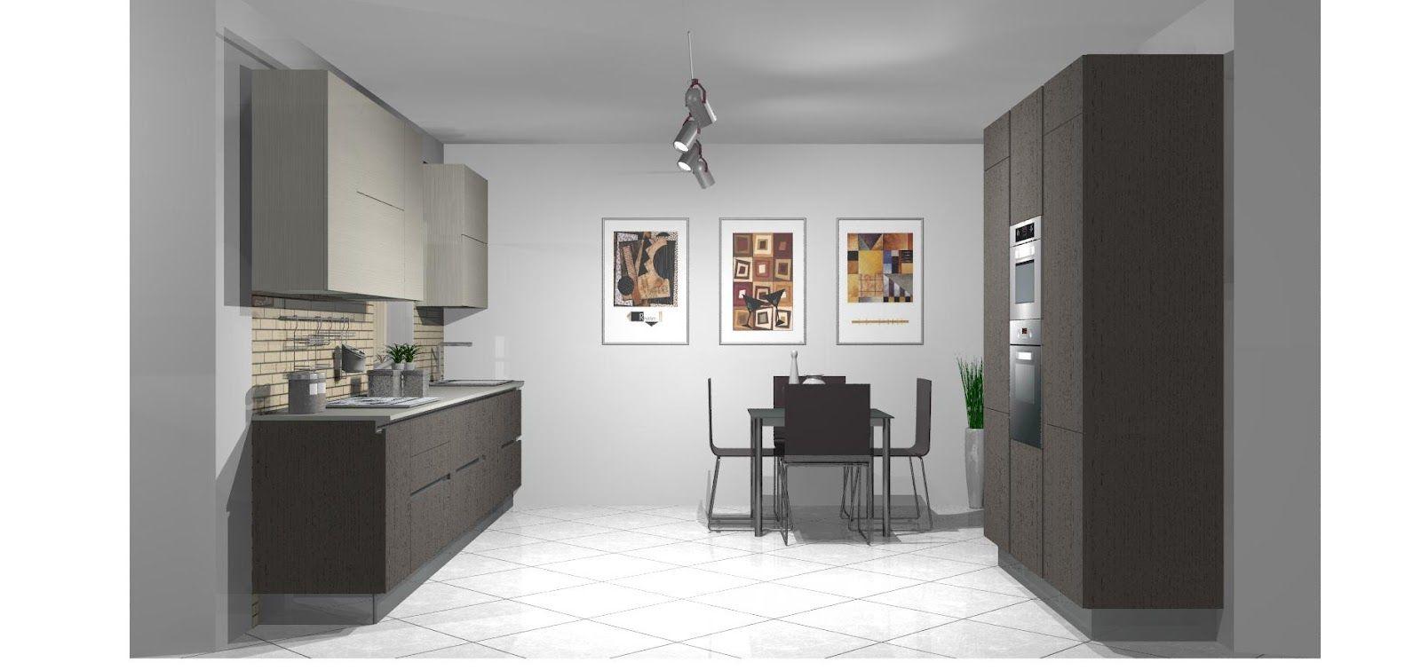 cucina due pareti | Mobili | Cucine, Arredamento e Idee per ...