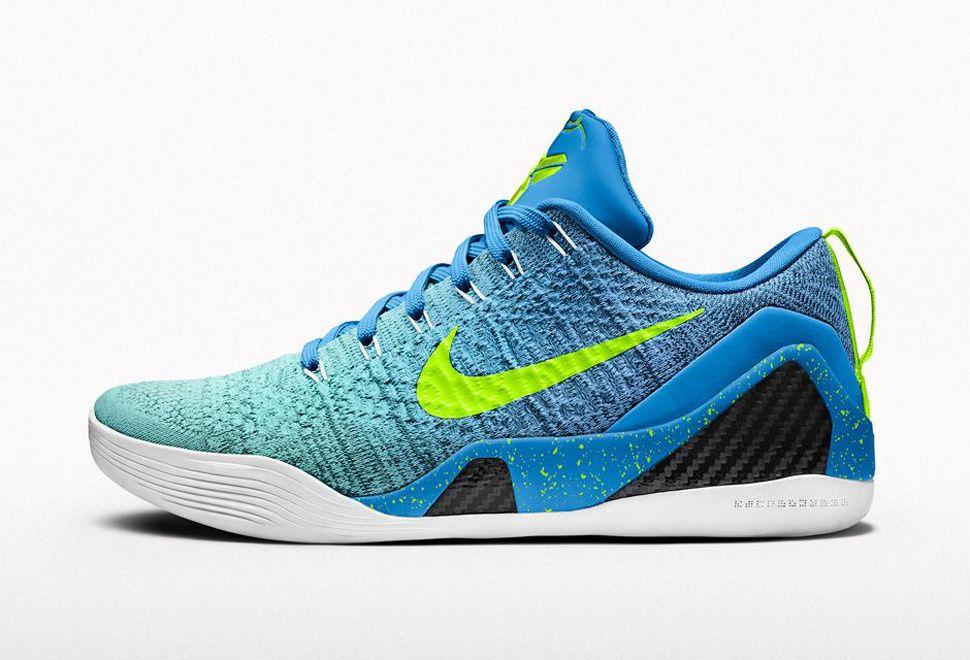 newest 92882 5c603 Nike iD adds Gradient Option to the Kobe 9 Elite Low - EU Kicks  Sneaker  Magazine