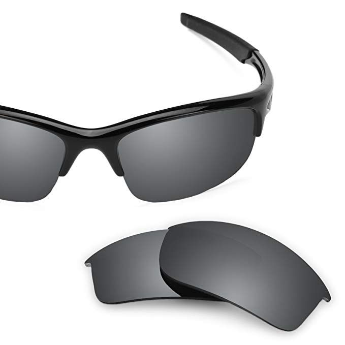 6dfc2bb7c83 Revant Replacement Lenses for Oakley Bottle Rocket Black Chrome MirrorShield