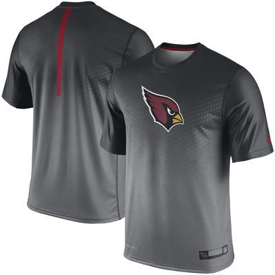 e5179a3a392 Men s Nike Charcoal Arizona Cardinals Legend Sideline Player Short Sleeve  Performance T-Shirt  44.95  AZCardinals  NFLStyle