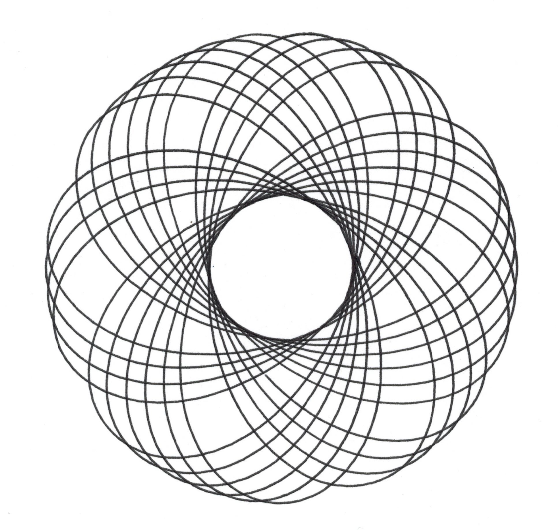 simple elegant spirograph art whole album at httpimgur