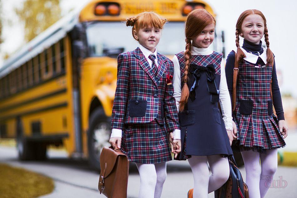Школьная мода 2016 – 2017 года. Модные школьные формы ...