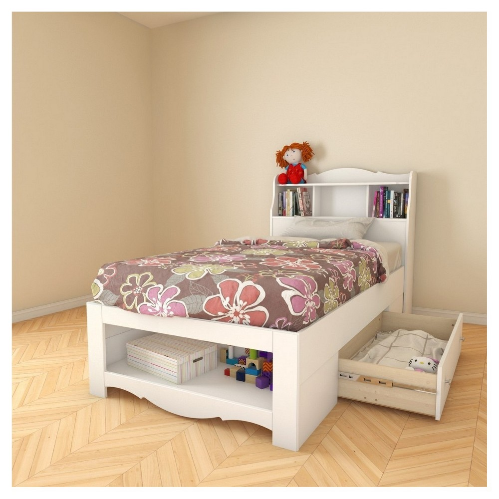 Savannah Bedroom Set White Bedroom Furniture Cream Izfurniture Savannah Storage Loft Bed With