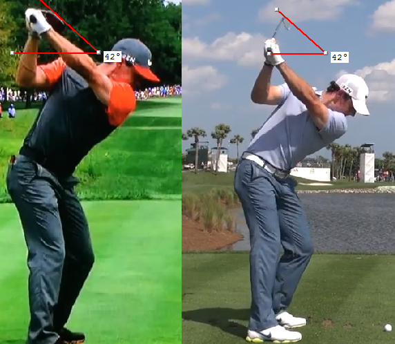 Rory Mcilroy S Powerful Backswing How To Square The