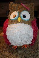 The Prodigy Mommas: Owl Pinata - Tutorial