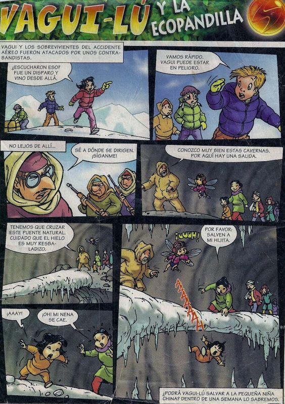 Historieta de Vagui-Lu y la Ecopandilla by yanuWritter.deviantart.com on @DeviantArt