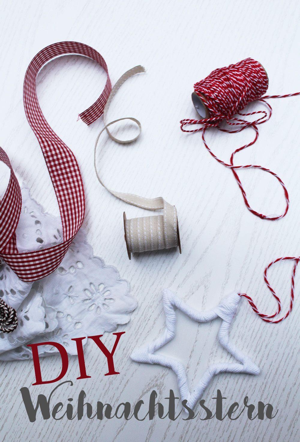 diy: weihnachtsstern deko selbst gemacht, Wohnzimmer dekoo