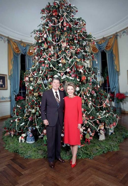 From jackie kennedy to michelle obama the first ladies have decked the halls their way