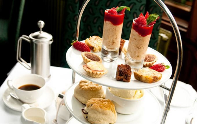 Enjoy A Luxurious Afternoon Tea In One Of Edinburgh S Most Exquisite Victorian Residences Situated