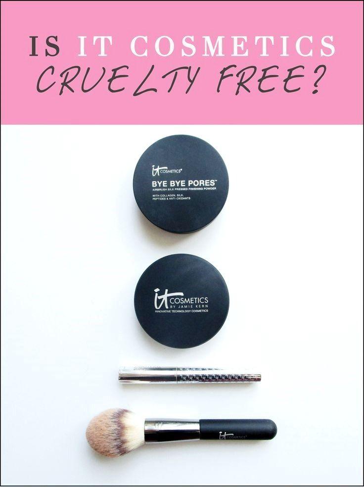 It cosmetics cr cruelty