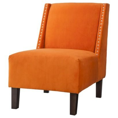 Hayden Armless Chair Velvet with Nailheads Possible gamemusic