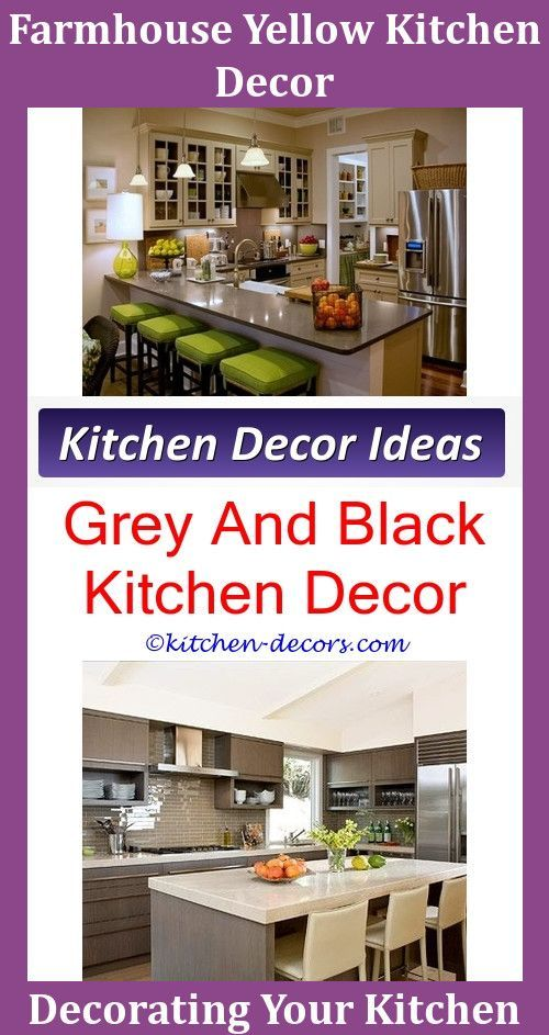 Kitchen Budget Decorating Ideas Countertops Wall Decor Christmas Above Cabinets Whimsical