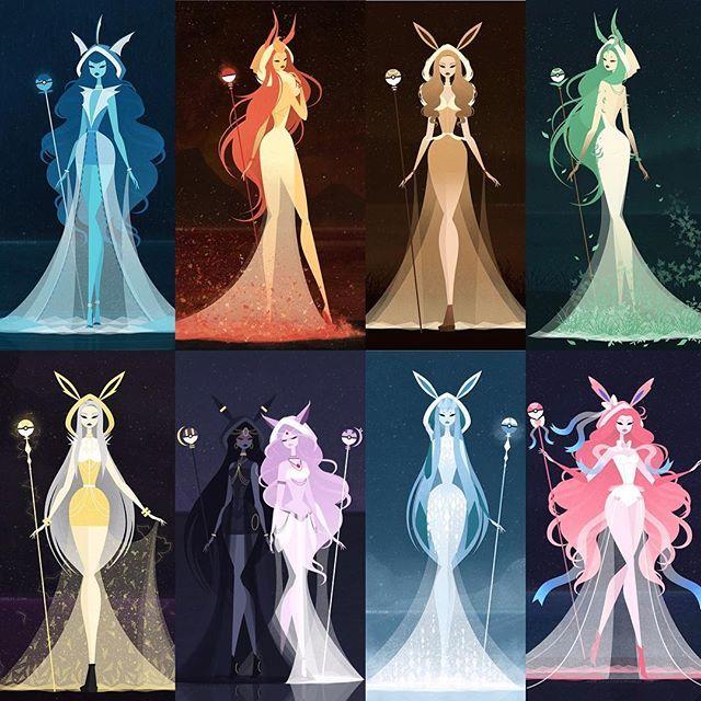 eeveelutions cosplay Google zoeken
